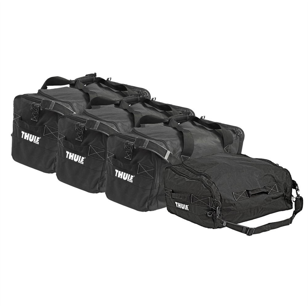 thule 8006 gopack bag set autoload st rst p takstativ takboks sykkel skiholdere. Black Bedroom Furniture Sets. Home Design Ideas