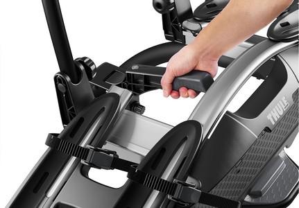 thule velocompact 2 inkl reserveskilt autoload st rst. Black Bedroom Furniture Sets. Home Design Ideas