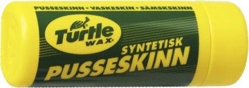 Turtle Wax Syntetisk pusseskinn