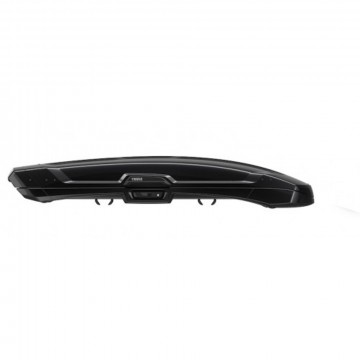 Thule Vector L - Sort Metallic