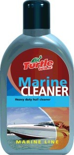 Turtle Marine Cleaner