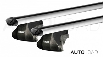 Thule 795 Smart Rack AeroBar - Komplett - C-crosser07-12 Rails