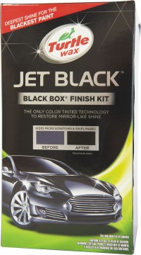 Turtle Wax Jet Black Box kit