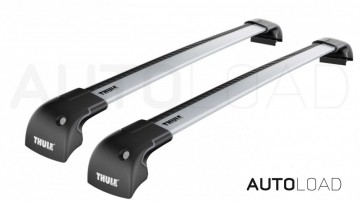 Thule Wingbar Edge Flush/Fix -Komplett-  Hyundai i30 2dr coupe u/glasstak 13+