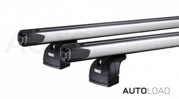 Thule 753 SlideBar takstativ - Komplett - Dispatch 07-16 Fixed Points