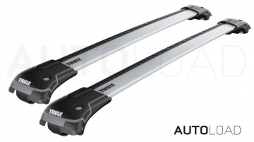 Thule Wingbar Edge Rail - Komplett sett - VW Golf stv, 07-10