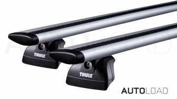 Thule 753 WingBar takstativ - Komplett - Dispatch 07-16 Fixed Points