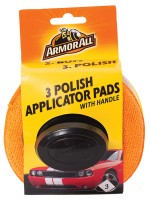 ARMOR ALL Applicator Pads med håndtak