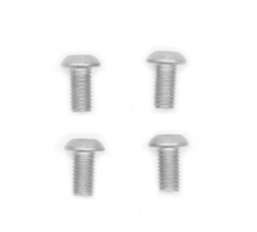 Capscrew Button Head M6x12 x4
