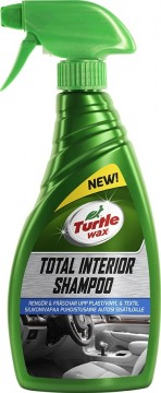 Turtle Wax Total Interior Shampoo