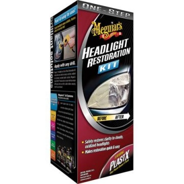 Meguiar´s Headlight restoration kit