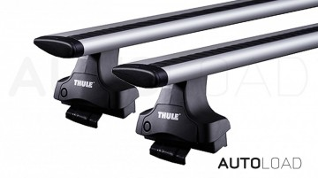 Thule 754 Wingbar takstativ - Komplett - Colorado 4dr- Dobbel pick-up 04-11