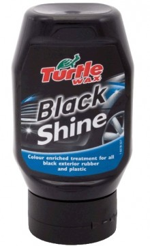 Turtle Wax black Shine