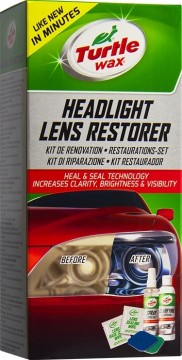 Turtle Wax Headlight Restorer Kit