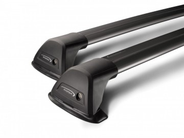 Whispbar Flush takstativ SORT til Grand Vitara 05+ m/lave rails (S25WB/K388W)