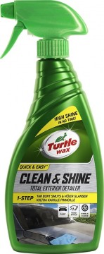Turtle Wax Clean & Shine Total Exterior Detailer