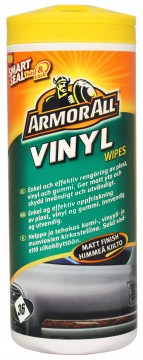 Armour All Vinyl Matt Wipes