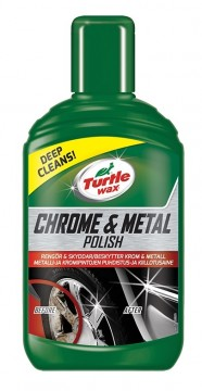 Turtle Wax Chrome & Metal Polish