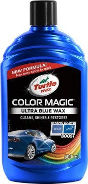 Turtle Wax Color Magic Ultra Blue