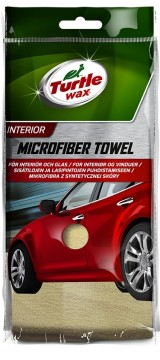 Turtle Wax Microfiberduk Interior
