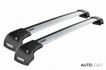 Thule WingBar Edge Flush/Fix til Audi A6 Avant 2018+