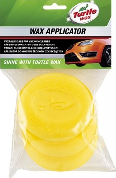 Turtle Wax Applicator 3-pack