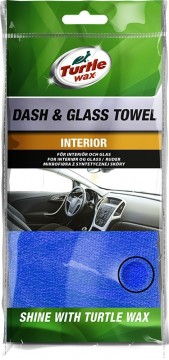 Turtle Wax Dash & Glass Towel