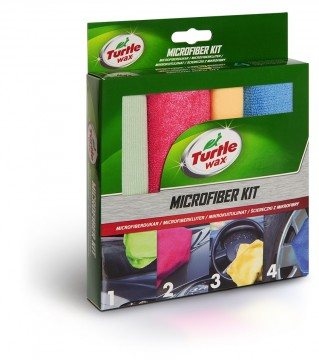 Turtle Wax Microfiber Kit
