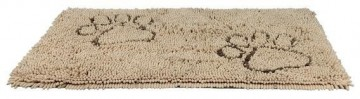 Trixie Hundeteppe - Absorberende - 80x55 cm Beige