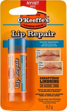 O´Keeffe´s Lip Repair Cooling