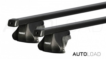 Thule 784 Smart Rack - Komplett sett 118cm - VW Golf stv, 07-10