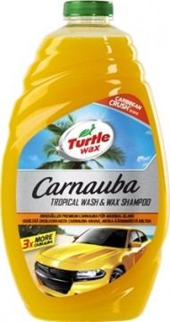 Turtle Wax Carnauba Tropical Shampoo 1,42 L