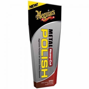 Meguiar`s Heavy Cut Metal Polish