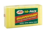 Turtle Shamposvamp 10 pk