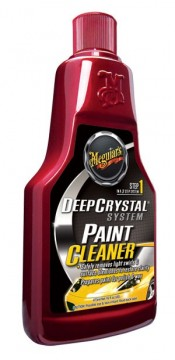 Meguiar´s Step 1 Deep Crystal® Paint Cleaner
