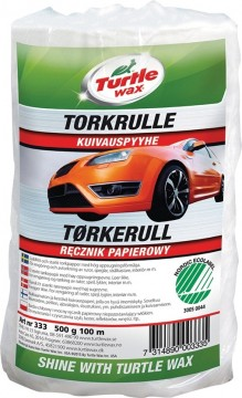 Turtle Wax Tørkerull