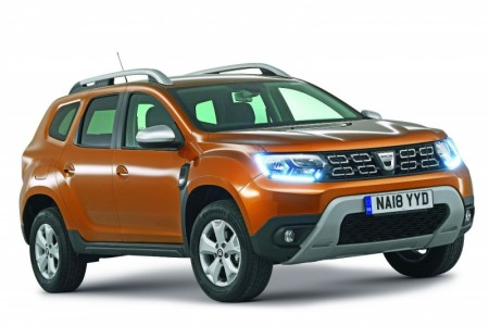 Duster 5dr SUV (RR) 18+