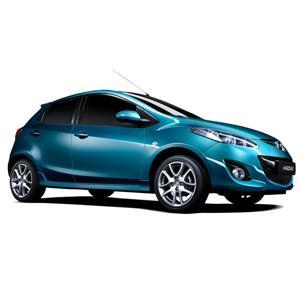 Mazda 2, 2007-2014