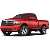 Ram 1500 2dr Single Cab 09+