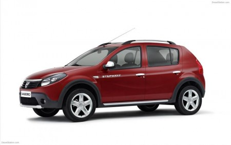 Sandero Stepway 5dr Hatch (RR) 09-12