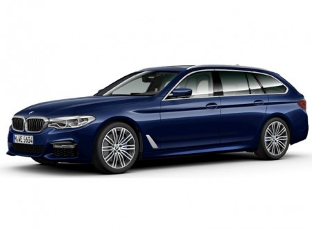 BMW 5 touring (IR) 17+