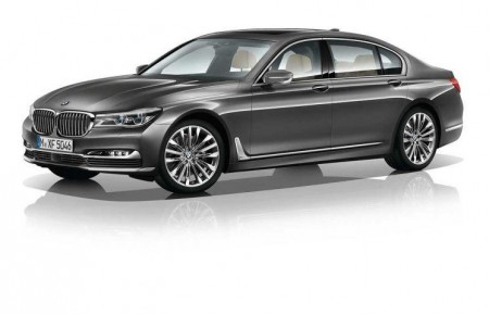 BMW 7 series G11, 5dr Sedan (FP) 16+