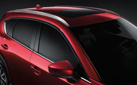 Mazda CX-5 med rail, 5-dr SUV, 17+
