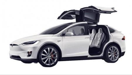 Tesla Model X 5dr SUV (FP) 16+