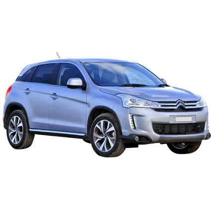 C4 Aircross 5-dr SUV 12- med fixpoint