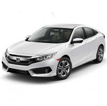 Civic 4dr 2016+
