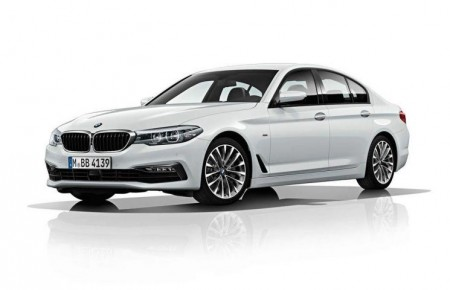 BMW 5 series G30, 4dr Sedan (FP) 17+