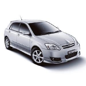 Corolla 5dr Hatch (CM) 06-12