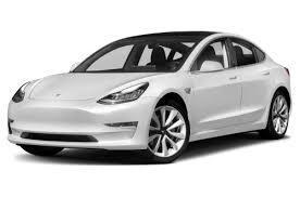 Tesla Model 3 4dr Sedan (FP) 19+