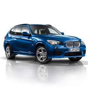 BMW X1 5dr SUV (IR) 10-15